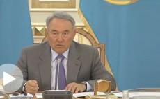 Special Report on Meeting on Issues of the Country's Socio-Economic Development, Astana, July 13, 2012