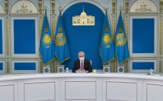 President Kassym-Jomart Tokayev held the Inaugural meeting of the Supreme Council for Reforms