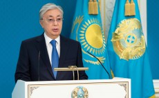 President of Kazakhstan Kassym-Jomart Tokayev addressed at the International Forum on Northern Economic Cooperation