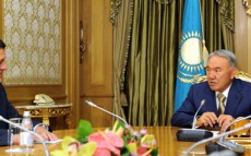 Today President Nursultan Nazarbayev Receives Special Representative of UN Secretary General, Head of the UN Mission in Afghanistan Jan Kubis