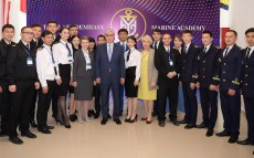 Visit to the Maritime Academy