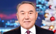 Congratulations by President Nursultan Nazarbayev on New Year 2019